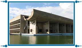 Capitol Complex of Chandigarh