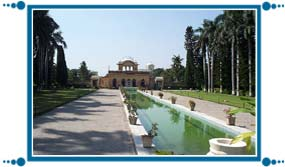 Pinjore garden of Chandigarh