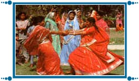 Teej Festival of Chandigarh